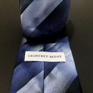 Geoffrey Beene Accessories - Geoffrey Beene Men's Long Neck Tie